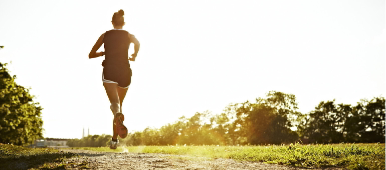 Primi passi nella corsa