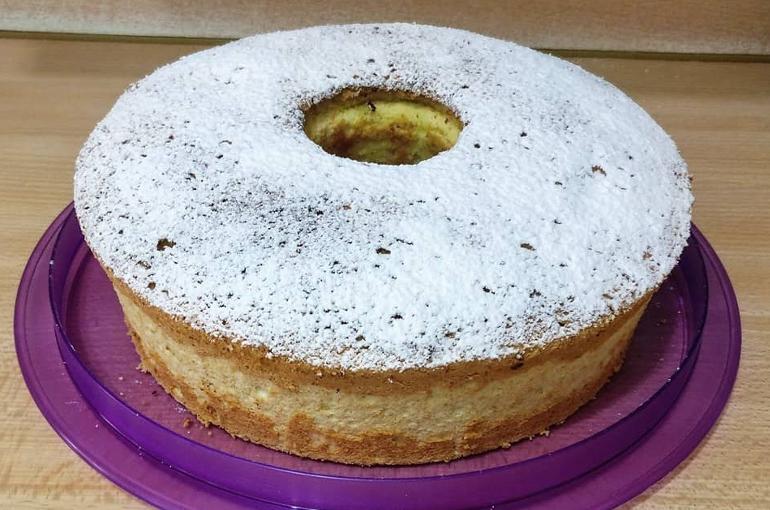 Angel Cake Stregata