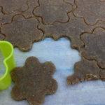 Pasta frolla con farina integrale di farro senza burro e senza zucchero