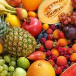 Indice glicemico della frutta fresca