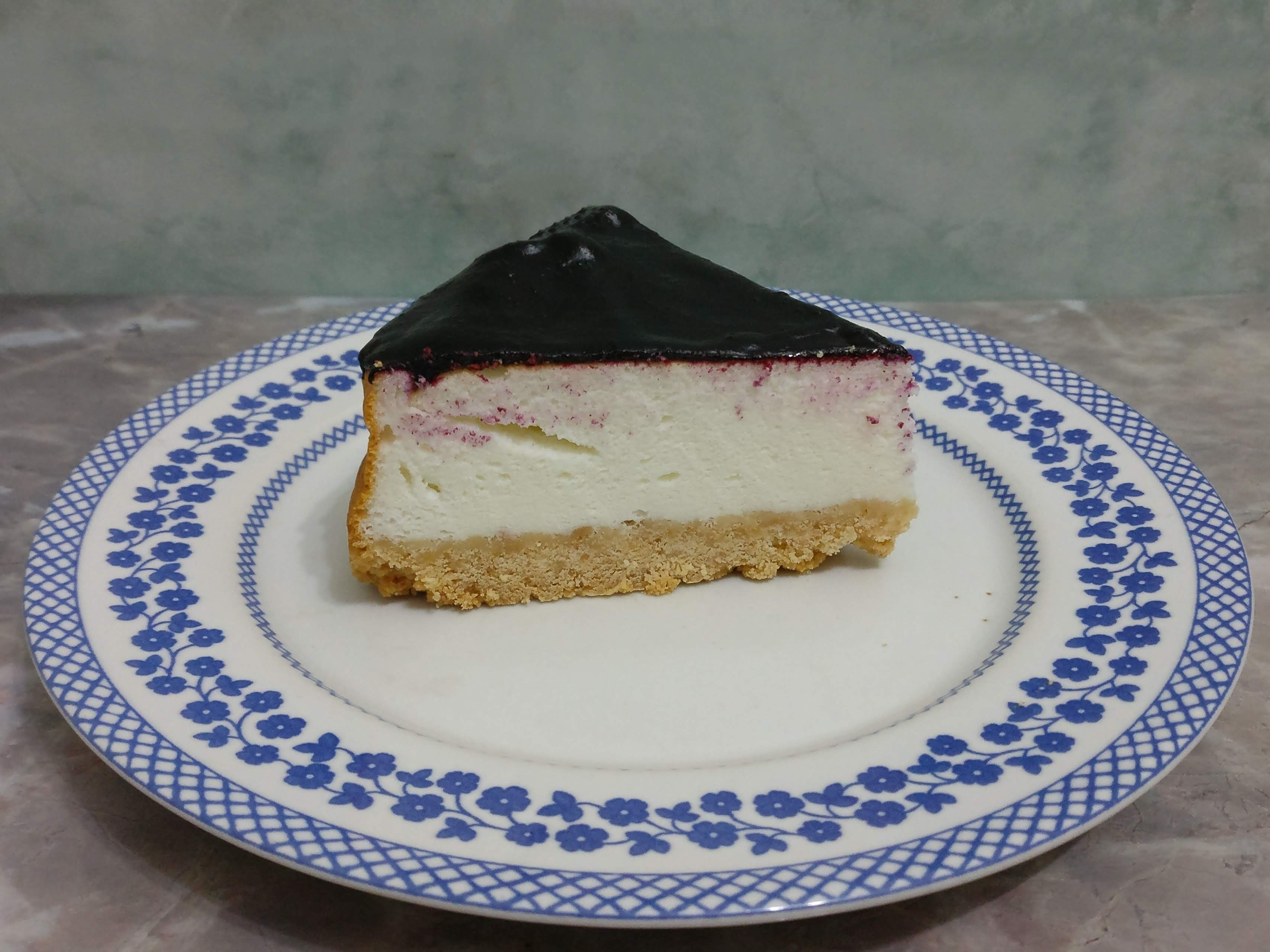 Matematica In Cucina New York Cheesecake Light E Senza Glutine
