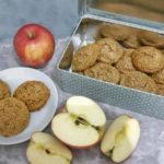 Cuor di mela integrali e senza burro