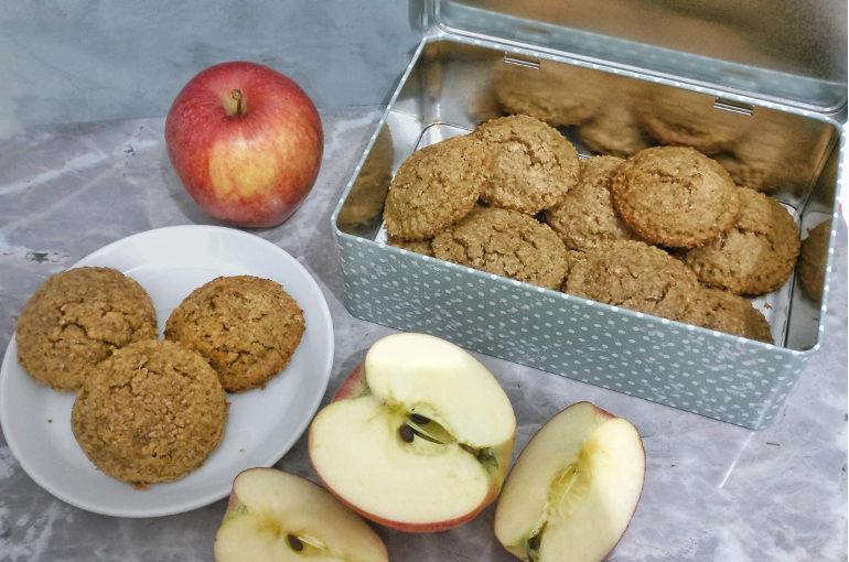 cuor di mela integrali senza burro