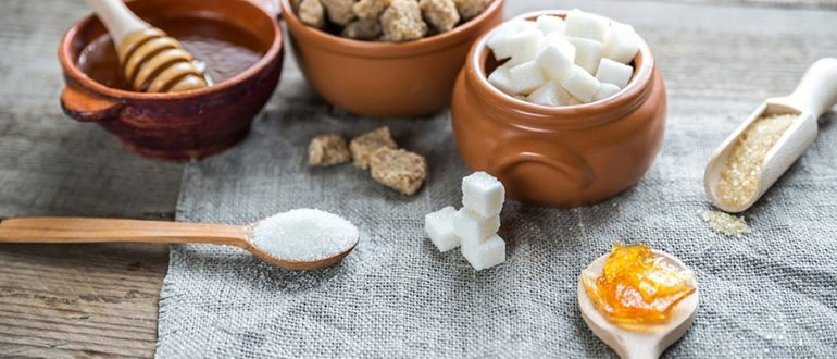Indice glicemico degli zuccheri