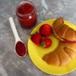 Composta di fragole senza zucchero e senza cottura