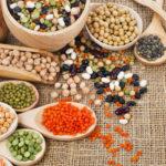 Indice glicemico dei legumi freschi e secchi