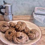 Biscotti vegan al caffè senza lievito